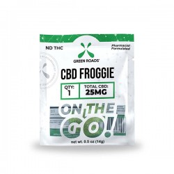 On The Go Froggie 25mg by Green Roads