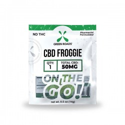 On The Go Froggie 50mg by Green Roads