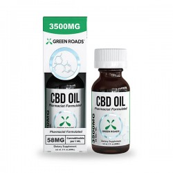 CBD Oil 3500mg by Green Roads