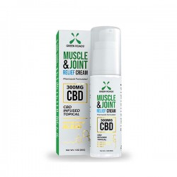 Muscle & joint Cream 300mg by Green Roads