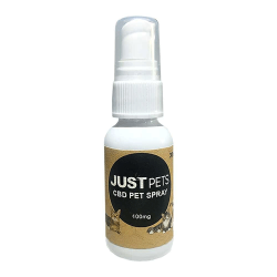 JustPets Pet Spray 200mg by Just CBD