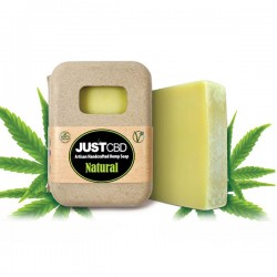 Natural Soap by Just CBD
