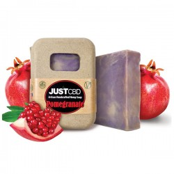 Pomegranate Soap by Just CBD