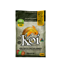Tropical Gummies Small Pack by Koi CBD