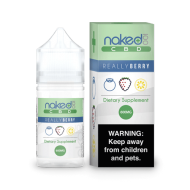 Naked 100 Really Berry CBD Oil 600mg by Naked100 CBD
