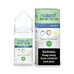 Naked 100 Really Berry CBD Oil 1200mg by Naked100 CBD