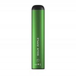 HQD CBD DISPOSABLE DEVICE - SOUR APPLE